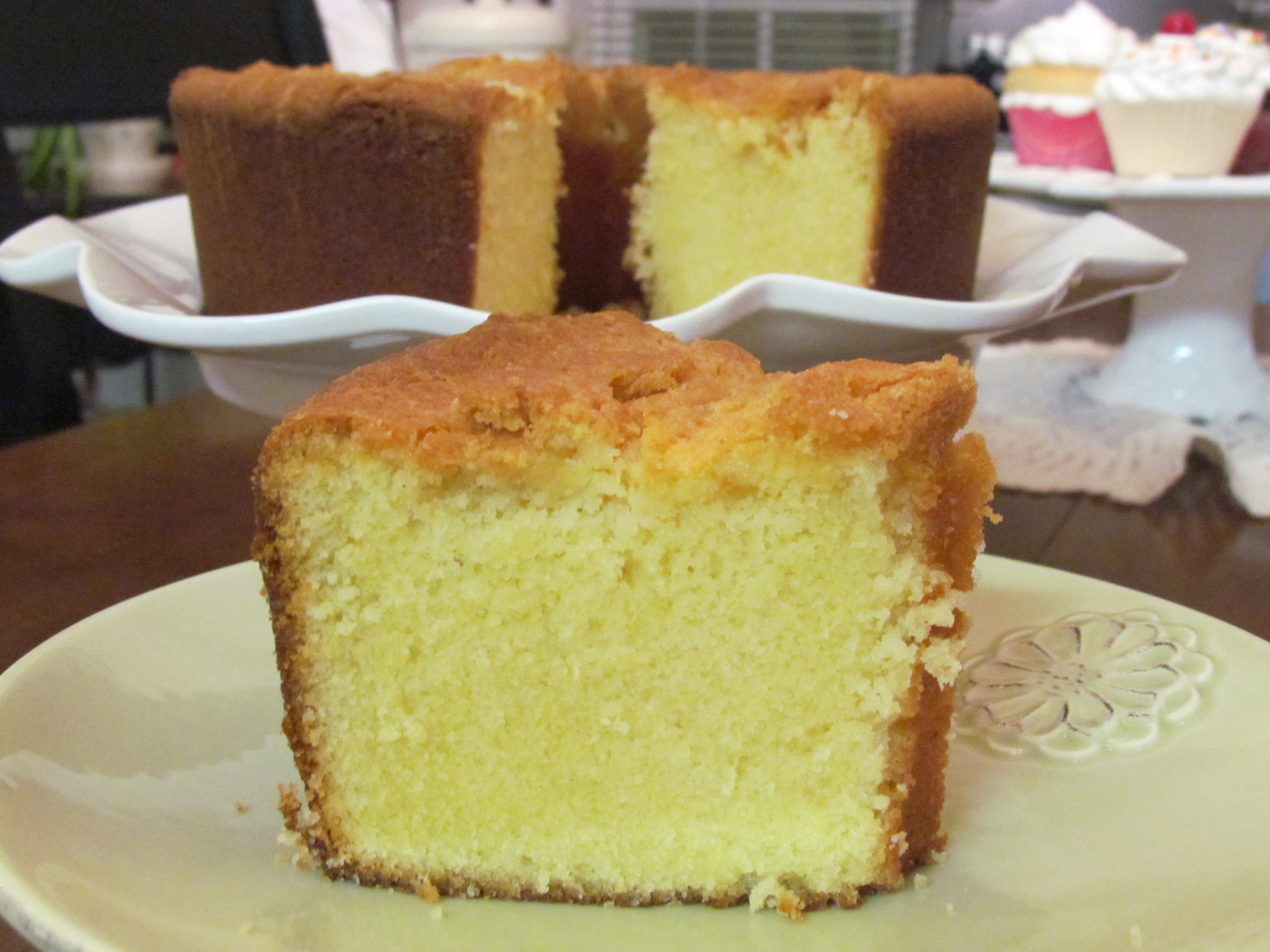 Grandmother's Pound Cake I Recipes — Dishmaps